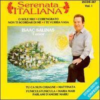 Isaac Salinas - Serenata Italiana, Vol. 1