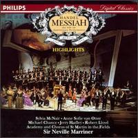 Neville Marriner - Messiah: Excerpts