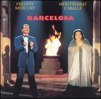 Freddie Mercury/Montserrat Caballé - Barcelona