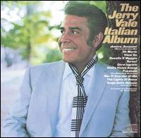 Jerry Vale - Italian Album