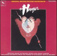Michel Rubini & Denny Jaeger - The Hunger [Original Soundtrack]