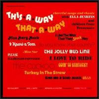Ella Jenkins - This-a-Way, That-a-Way