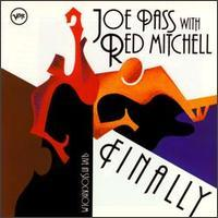 Joe Pass/Red Mitchell - Finally: Live in Stockholm