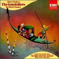 Malcolm Sargent - Gilbert & Sullivan: The Gondoliers