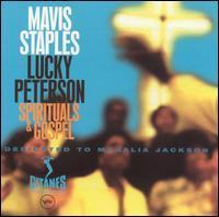 Mavis Staples/Lucky Peterson - Spirituals & Gospel: Dedicated to Mahalia Jackson