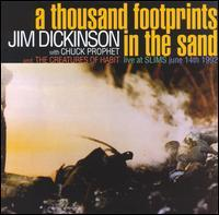 Jim Dickinson - A Thousand Footprints in the Sand