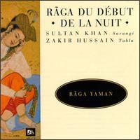 Sultan Khan - Raga Du Début De La Nuit