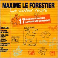 Maxime Le Forestier - Le Cahier Recre