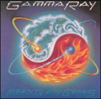 Gamma Ray - Insanity & Genius