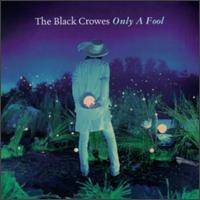 The Black Crowes - Only a Fool [US CD Single]
