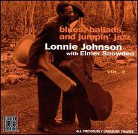 Lonnie Johnson - Blues, Ballads, and Jumpin' Jazz, Vol. 2