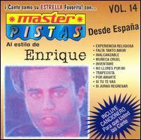 Enrique Iglesias - Master Pistas
