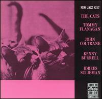 Tommy Flanagan with John Coltrane and Kenny Burrell - The Cats