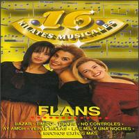 Flans - 16 Kilates Musicales