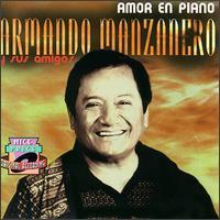 Armando Manzanero Y Amigos - Amor en Piano