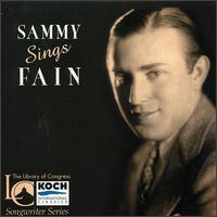 Sammy Fain - Sammy Sings Fain