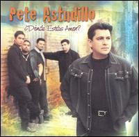 Pete Astudillo - Donde Estas Amor