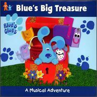 Blue's Clues - Blue's Big Treasure