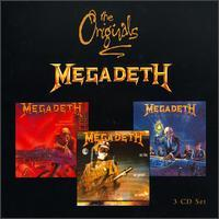 Megadeth - Peace Sells...But Who's Buying?/So Far, So Good...So What!/Rust in Peace