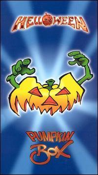 Helloween - Pumpkin Box