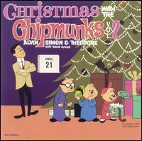 The Chipmunks - Christmas with the Chipmunks, Vol. 2 [EMI-Capitol]