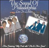 Various Artists - The Sound of Philadelphia Live in London