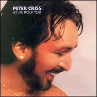 Peter Criss - Let Me Rock You