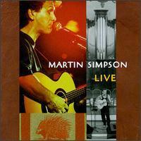 Martin Simpson - Live
