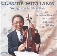Claude Williams - Swingtime in New York