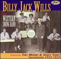 Billy Jack Wills - Billy Jack Wills & His Western Swing Band