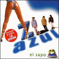 Azul - El Sapo