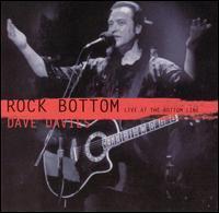 Dave Davies - Rock Bottom: Live at the Bottom Line