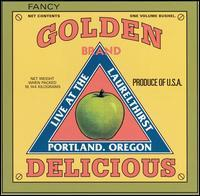 Golden Delicious - Live at the Laurelthirst