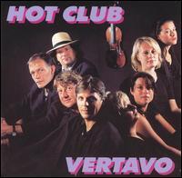 Vertavo Quartet & the Hot Club of Norway - Vertavo