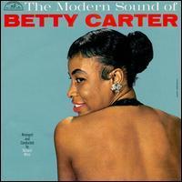 Betty Carter - The Modern Sound of Betty Carter