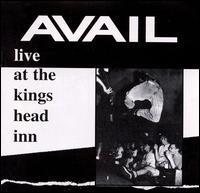 Avail - Live at the Kings Head Inn