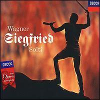 Wolfgang Windgassen / Georg Solti - Wagner: Siegfried
