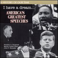 Various Artists - I Have a Dream: America's Greatest Speeches
