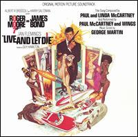 George Martin - Live and Let Die [Original Motion Picture Soundtrack]