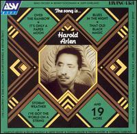 Harold Arlen - Song Is Harold Arlen