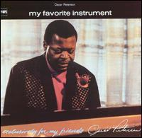 Oscar Peterson - My Favorite Instrument (Exclusively for My Friends, Vol. 4)