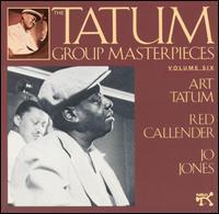 Art Tatum - The Tatum Group Masterpieces, Vol. 6