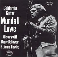 Mundell Lowe - California Guitar