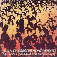 Lucio Dalla - Dal Vivo: Bologna 2 Settembre 1974
