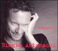 Biagio Antonacci - Biagio Antonacci...9 November 2001