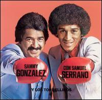 Sammy Gonzalez - Sammy Gonzalez Y los Torbellinos con Samuel Serran