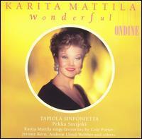Karita Mattila - Wonderful