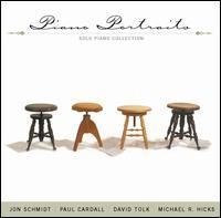 Jon Schmidt/Paul Cardall/David Tolk/Michael R. Hicks - Piano Portraits