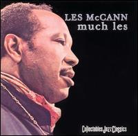 Les McCann - Much Les