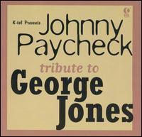 Johnny Paycheck - Tribute to George Jones
